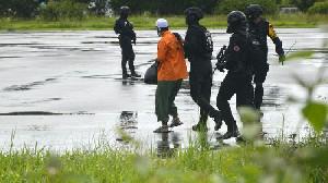 10 Terduga Teroris Ditangkap di Papua