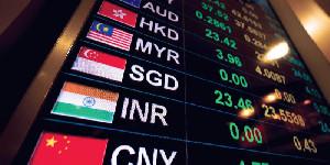 Penjualan Valuta Asing Meningkat di Lhokseumawe