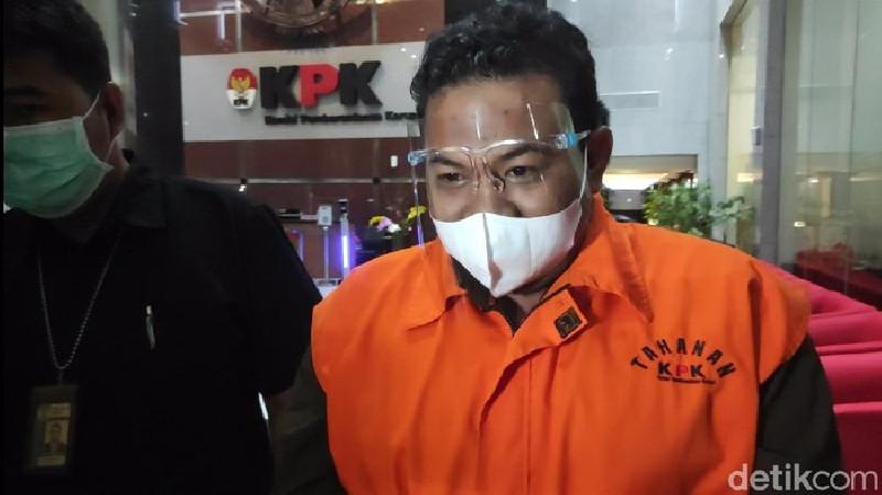 Penyidik KPK yang terima Suap Dipecat