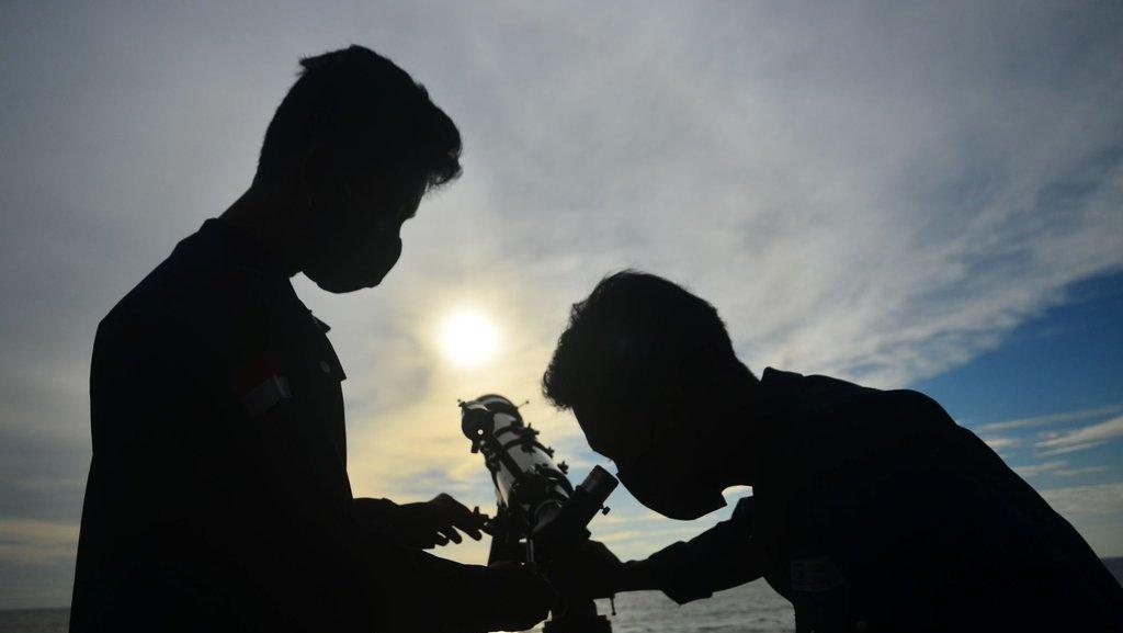 Hilal Tak Terlihat di Aceh, Idul Fitri 1442 H Kamis 13 Mei