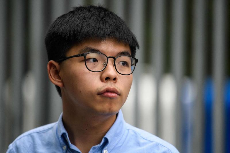 Pengadilan Hongkong Putuskan Penjarakan Tiga Aktivis Pro-Demokrasi