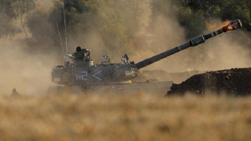 181 Warga Palestina Tewas Akibat Roket Israel
