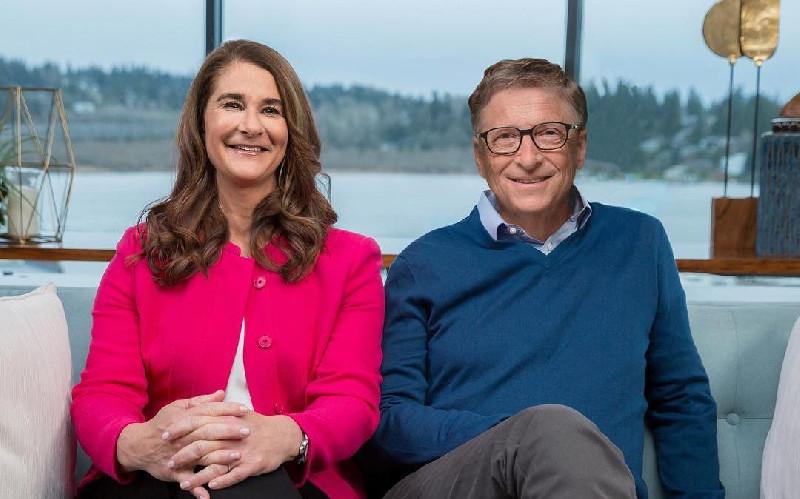 27 Tahun Menikah, Bill dan Melinda Gates Sepakat Bercerai