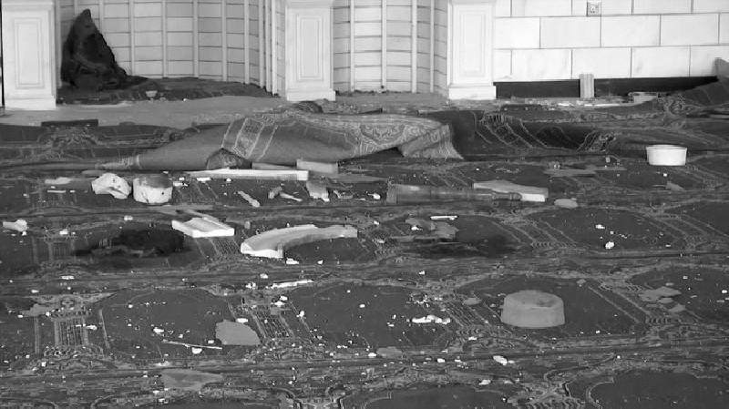 ISIS Klaim Lakukan Serangan Bom di Masjid