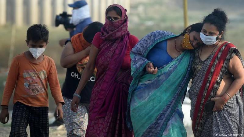 WHO: Kondisi India Akibat Covid-19 Berada di Titik Kritis