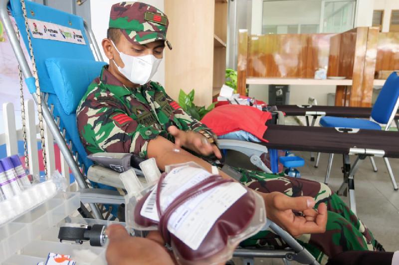 Gelar Donor Darah, Kajari Lhokseumawe: Wujud Kepedulian Sosial