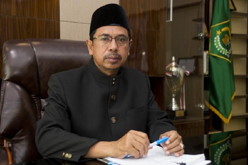 Kakanwil Kemenag Aceh Harapkan ASN Hadir 100 Persen dan Terapkan Prokes