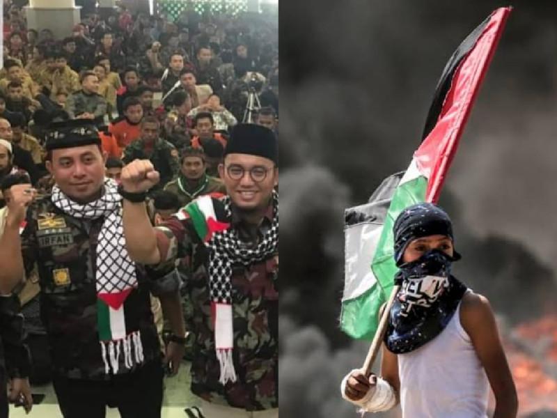 Kutuk Israel, Irfan Nusir : Tunggu Arahan DPP PAN Aceh, Kita Boikot Produk Israel di Aceh