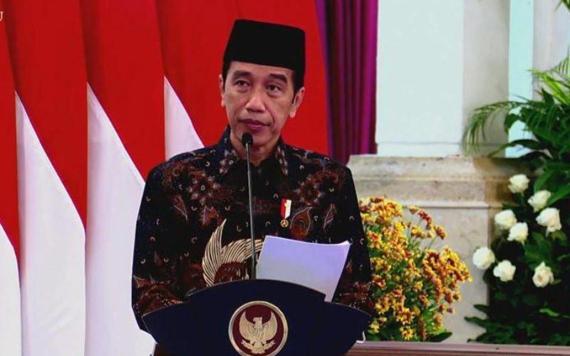 Jokowi Digugat untuk Mundur Sebagai Presiden