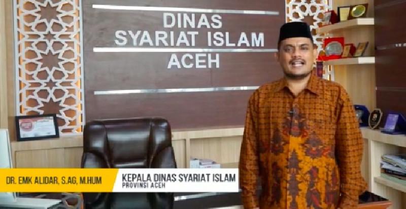 Kepala DSI Aceh: Ramadan Ajarkan Hal Penting dalam Situasi Covid-19