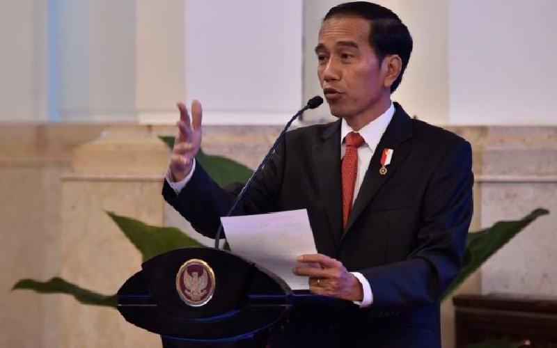 Ajakan Jokowi Beli Bipang Berujung Gaduh