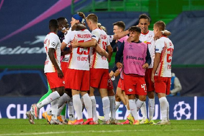 Hasil Sabtu Dinihari 1 Mei:  Leipzig ke Final, Leicester Seri, Celta Menang