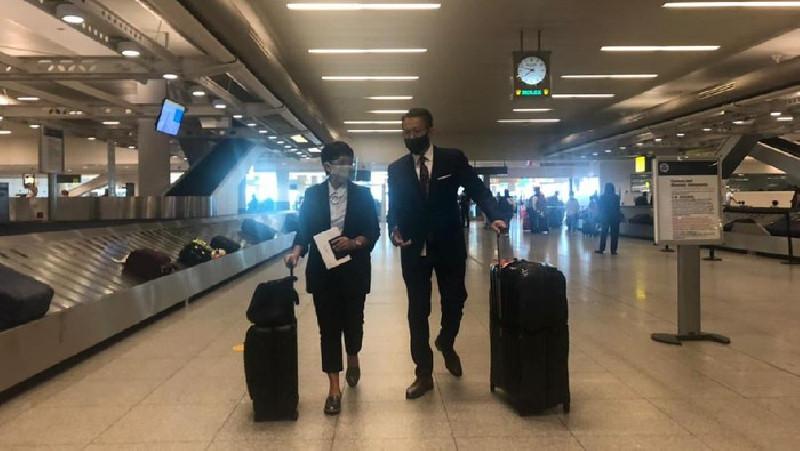 Bahas Situasi Palestina, Menlu Retno Terbang ke Markas PBB
