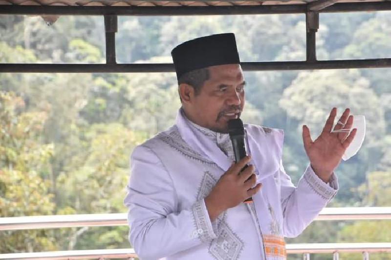 Bupati Sarkawi Keluarkan SE Pelaksanaan Shalat Idul Fitri Terapkan Prokes