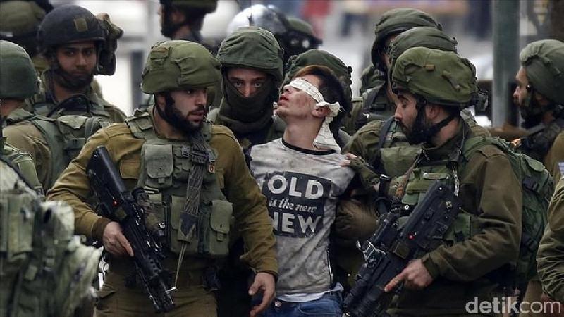 Tentara Israel Tembak Remaja Palestina Hingga Tewas