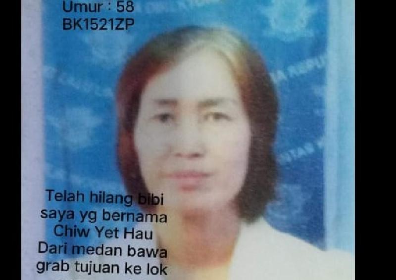 Mayat Wanita yang Ditemukan di Aceh Utara Ternyata Driver Grab
