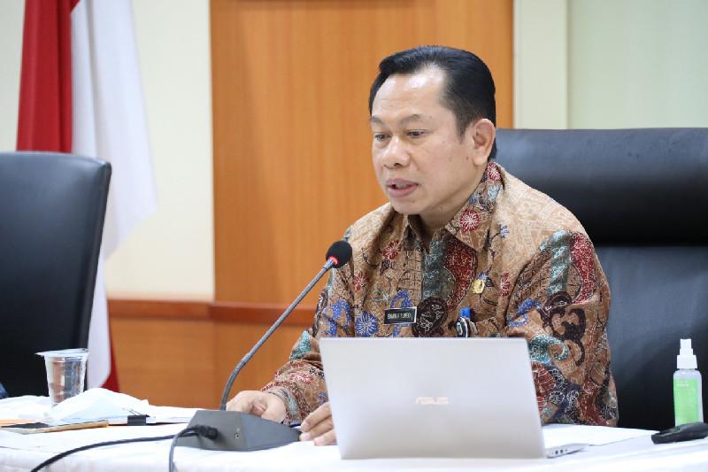 Litbang Kemendagri Lakukan Asistensi Pengukuran Indeks Pengelolaan Keuangan Daerah