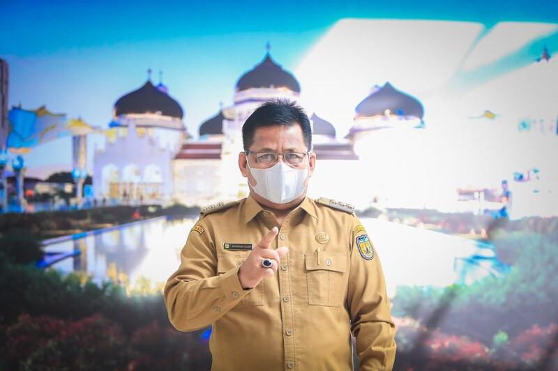 Banda Aceh Kembali ke Zona Oranye, Aminullah Minta Warga Tetap Waspada