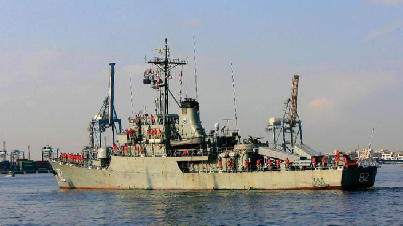 Angakatan Laut Iran Punya 2 Kapal Senjata Baru
