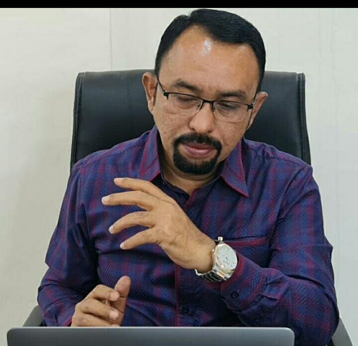 Ihsanuddin Pimpin Percasi Aceh