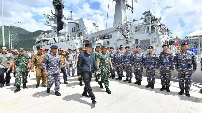 Kebijakan Jokowi Di Natuna Belum Bisa Redam China