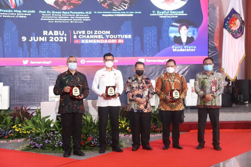 Kunci Keberhasilan Pembangunan Ada di Reformasi Birokrasi Pemerintah Daerah