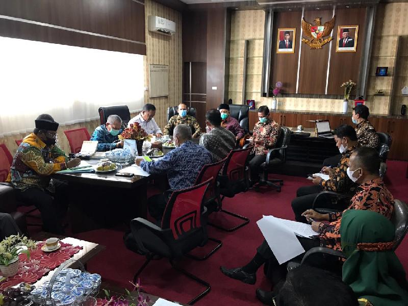 KPK Dorong Penyelesaian Aset Pemekaran Wilayah Aceh Timur dan Kota Langsa