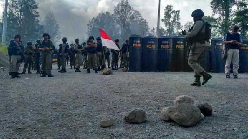 Pekerja Indonesia Tinggalkan Papua, OPM Ultimatum