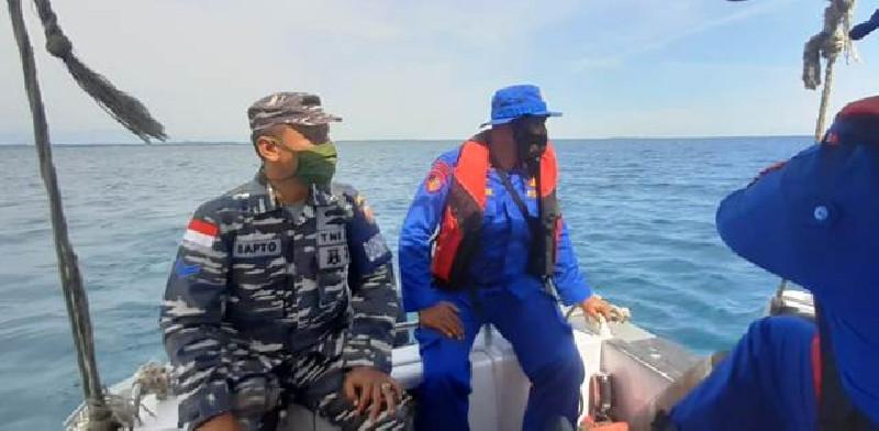 Antisipasi Masuk Rohingya, TNI - Polri Patroli di Laut Aceh Timur