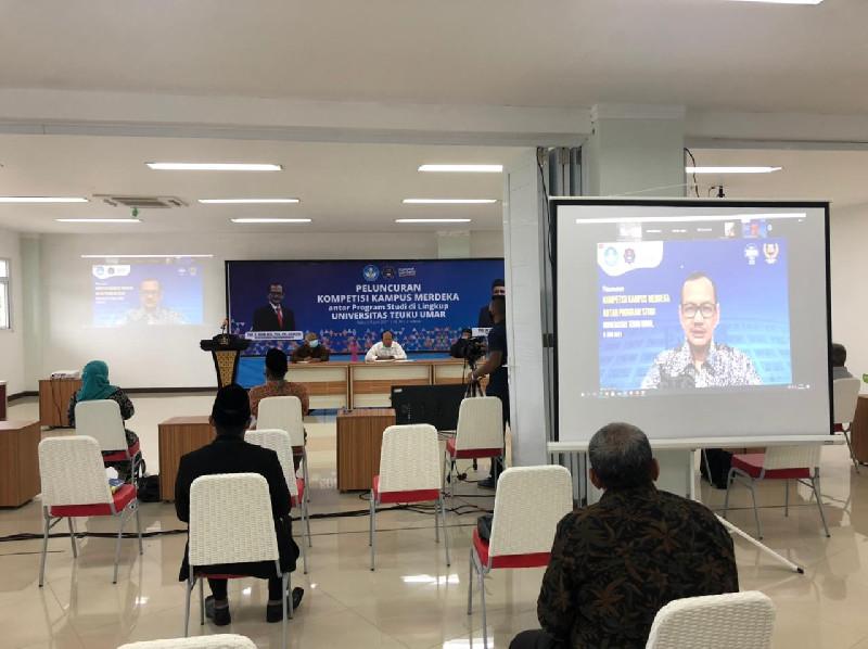 Dirjen Dikti, Prof. Nizam: Kampus UTU Sangat Progresif Menyambut Program Kampus Merdeka