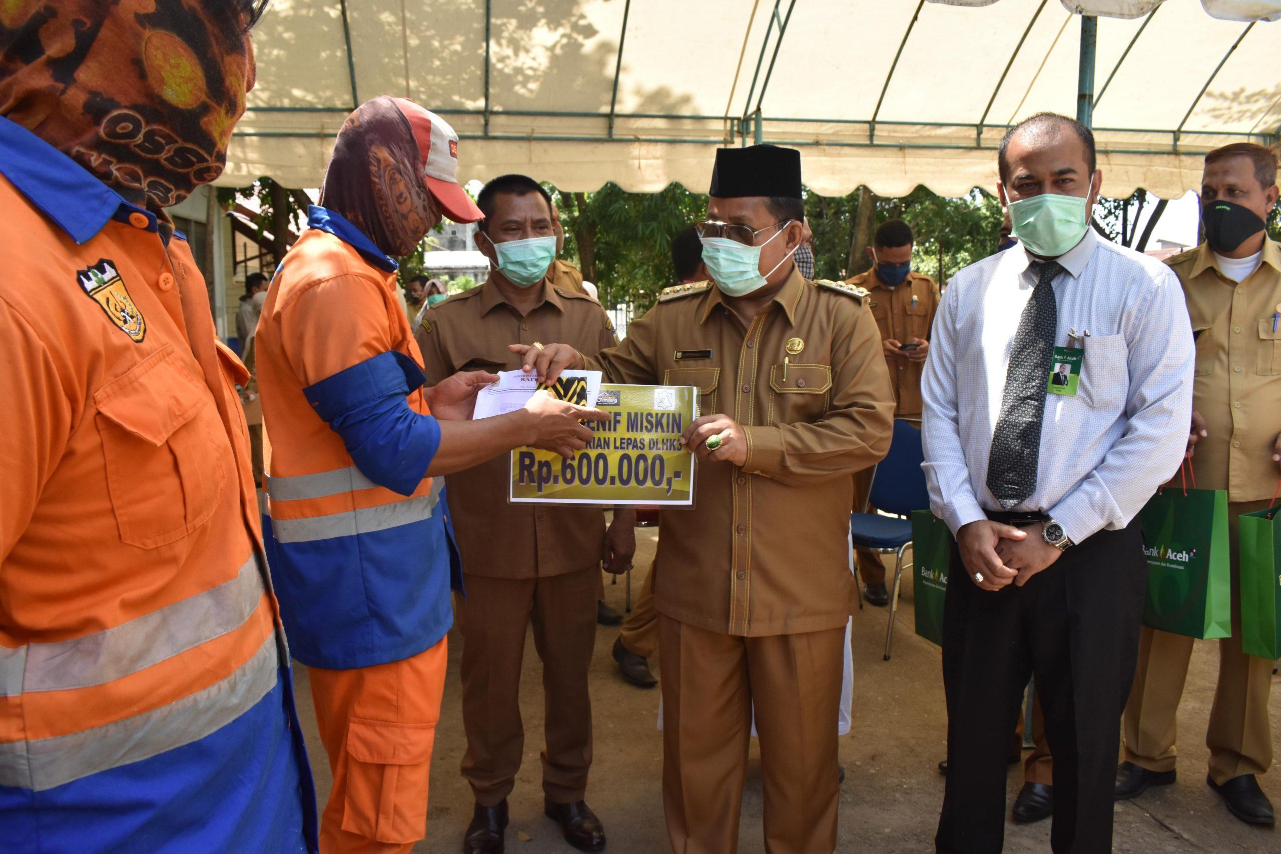 Upaya Walikota Banda Aceh dalam  Mengentaskan Kemiskinan