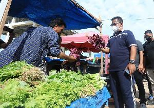 Pasar Al-Mahirah Titik Pertumbuhan Ekonomi Baru di Banda Aceh
