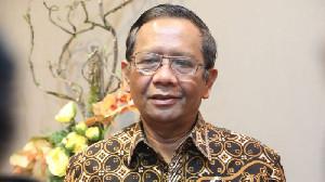 Mahfud MD: Parpol Terlibat Dalam Keputusan Soal KPK