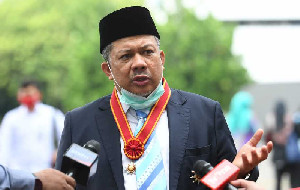 Fahri Hamzah Minta Komnas HAM Hentikan Kasus TWK
