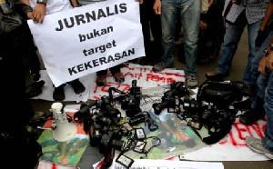 KKJ Kecam Teror Terhadap Jurnalis