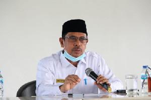 Mulai 28 Juni, Kemenag Aceh Berlakukan Shift Kerja Bagi Pegawainya