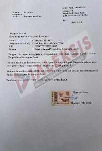 Bustami Hamzah Kirim Surat Pengunduran Diri Kepada Gubernur Aceh Sejak Bulan Mei