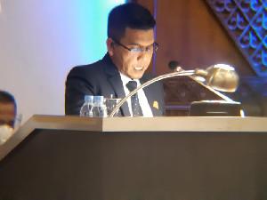 DPRA Nilai Kinerja Pemprov Aceh Jadi Indikator Aceh Termiskin Pembangunan dan Ekonomi 2020