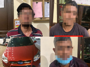 Bea Cukai Bersama Bareskrim Polri Gagalkan Penyeludupan 5 Kilogram Sabu di Aceh Timur