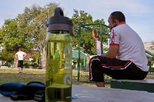 Danrem 011/Lilawangsa Protapkan Prajuritnya Bawa Botol Air Saat Dinas