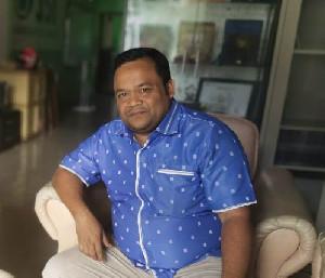 Sosok Asrizal H Asnawi Dirakyat Aceh