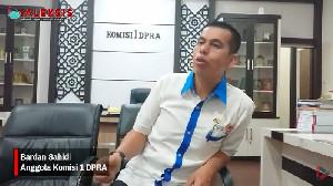 Bardan Sahidi Mengatakan Kinerja Pemerintah Aceh Nihil