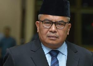 Bustami Hamzah Mundur Dari Kepala BPKA dan Komut Bank Aceh Syariah