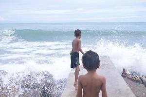 Gelombang Laut Aceh Mencapai 4 Meter, Nelayan Diimbau Hati-Hati