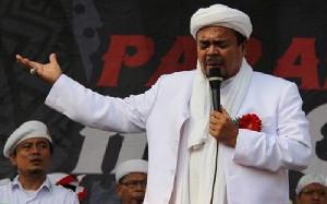 Habib Rizieq Divonis 4 Tahun Penjara