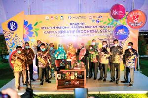 Apresiasi BI Gelar KKI, Aminullah Ajak Masyarakat Gunakan Produk Aceh