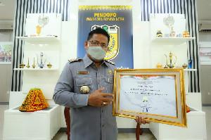 Banda Aceh Terima Penghargaan SAKIP dari Menpan RB