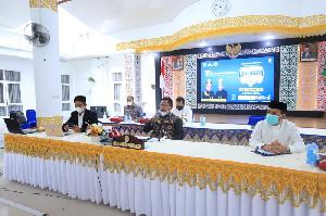 Warga Apresiasi Prestasi Kota Banda Aceh pada Acara Wali Kota Menjawab