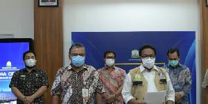 Gubernur Nova Masih Positif Covid-19, Tim Medis: Gejala Ringan Mulai Hilang