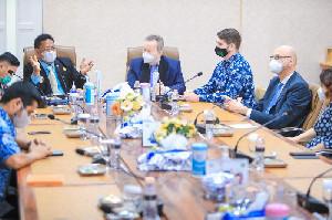 Puji Banda Aceh, Republik Ceko dan Pemko akan Bekerja Sama